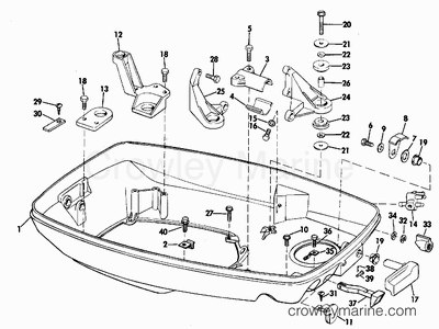 Volvo Penta Shift Cable Diagram Volvo Outdrive Shift Cable