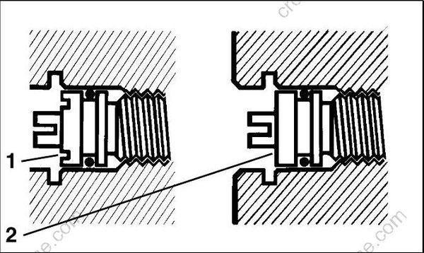 Service Manual 200-300 HP E-TEC Trim And Tilt [Routine