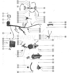 serial range mercury outboard 800 6 cyl 1398630 thru 1566239 starter [ 2148 x 2745 Pixel ]