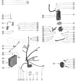serial range mercury outboard 950 6 cyl 1869776 thru 2318585 str [ 1100 x 1396 Pixel ]
