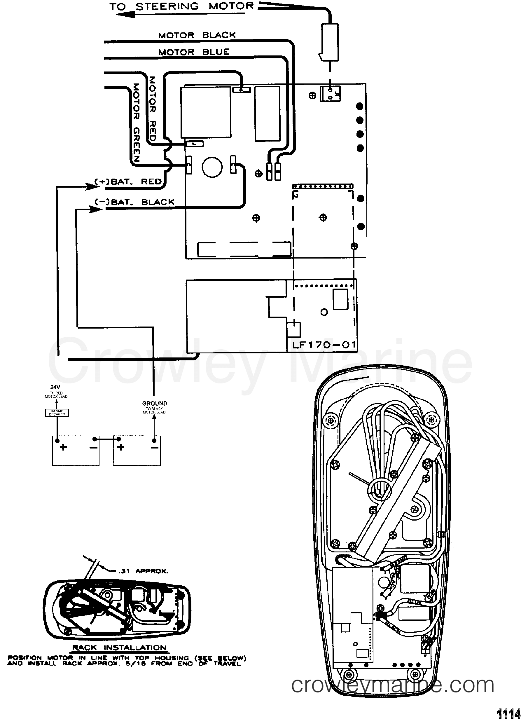 Motorguide Wiring Diagram : 25 Wiring Diagram Images
