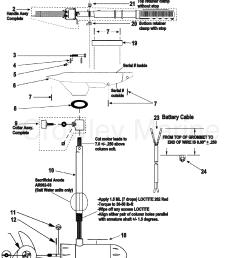1999 motorguide 12v motorguide 9et44bdvu complete trolling motor model et34  [ 1848 x 2491 Pixel ]