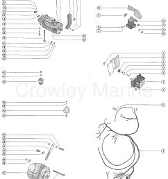 serial range mercruiser 190 gm 283 v 8 1963 1964 1564539 thru 1730903 [ 1093 x 1405 Pixel ]