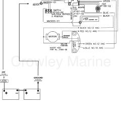 Motorguide Wiring Diagram For Caravan Solar Panel Wire Model Gwb67v Gwt67v 1995 12v