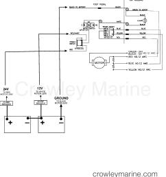 motorguide 24 volt wiring diagram wiring diagram operations 24 volt wiring schematic [ 1936 x 2226 Pixel ]