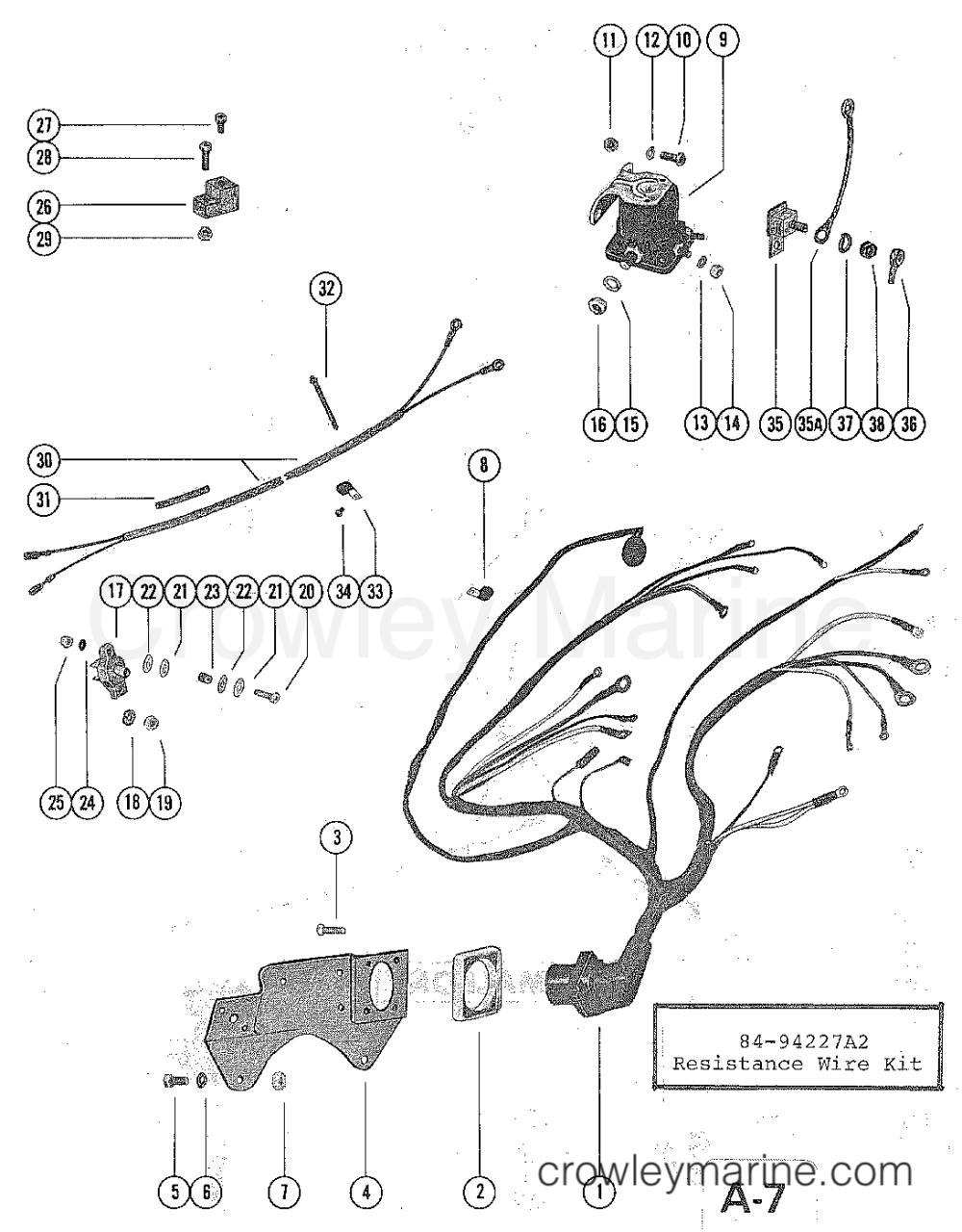 medium resolution of gm 305 v 8 1977