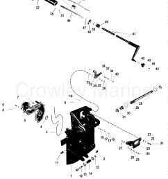 serial range mercruiser 0 sterndrive 1965 1966 1830753 thru 2063740 transom [ 2111 x 2804 Pixel ]