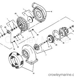 turbocharger figure 1 e7 section [ 2293 x 1927 Pixel ]
