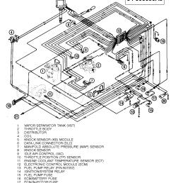 1996 mercruiser 5 7l tbi alpha 457b101js wiring harness efi  [ 2160 x 2680 Pixel ]