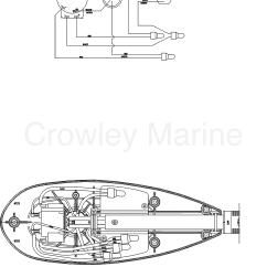12 Volt Wiring Diagram For Boats Warn Winch Atv Wire Model Et44 1999 Motorguide 12v