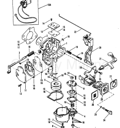 carburetor wmc 9 10 11 12 24 25 26 27 1977 mariner outboard 20 m 9 9 mercury carb diagram [ 1890 x 2286 Pixel ]