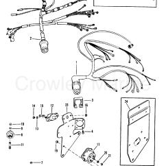 4 3 Mercruiser Starter Wiring Diagram 2007 Ford F150 Stereo Depilacijame 1987 Thunderbolt Parts