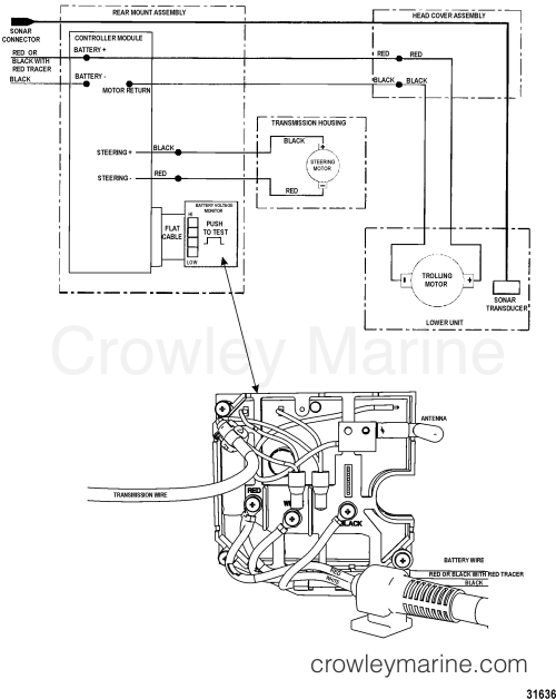 small resolution of wire diagram wireless models 12 24 volt 2002 motorguide 12v motorguide trolling motor parts diagram motorguide 12 24 wiring diagram