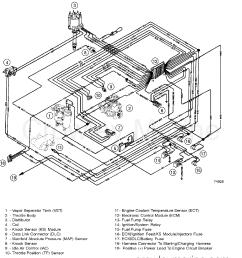 1996 mercruiser 262tbi alpha 4262c01jt wiring harness efi section [ 1931 x 2326 Pixel ]