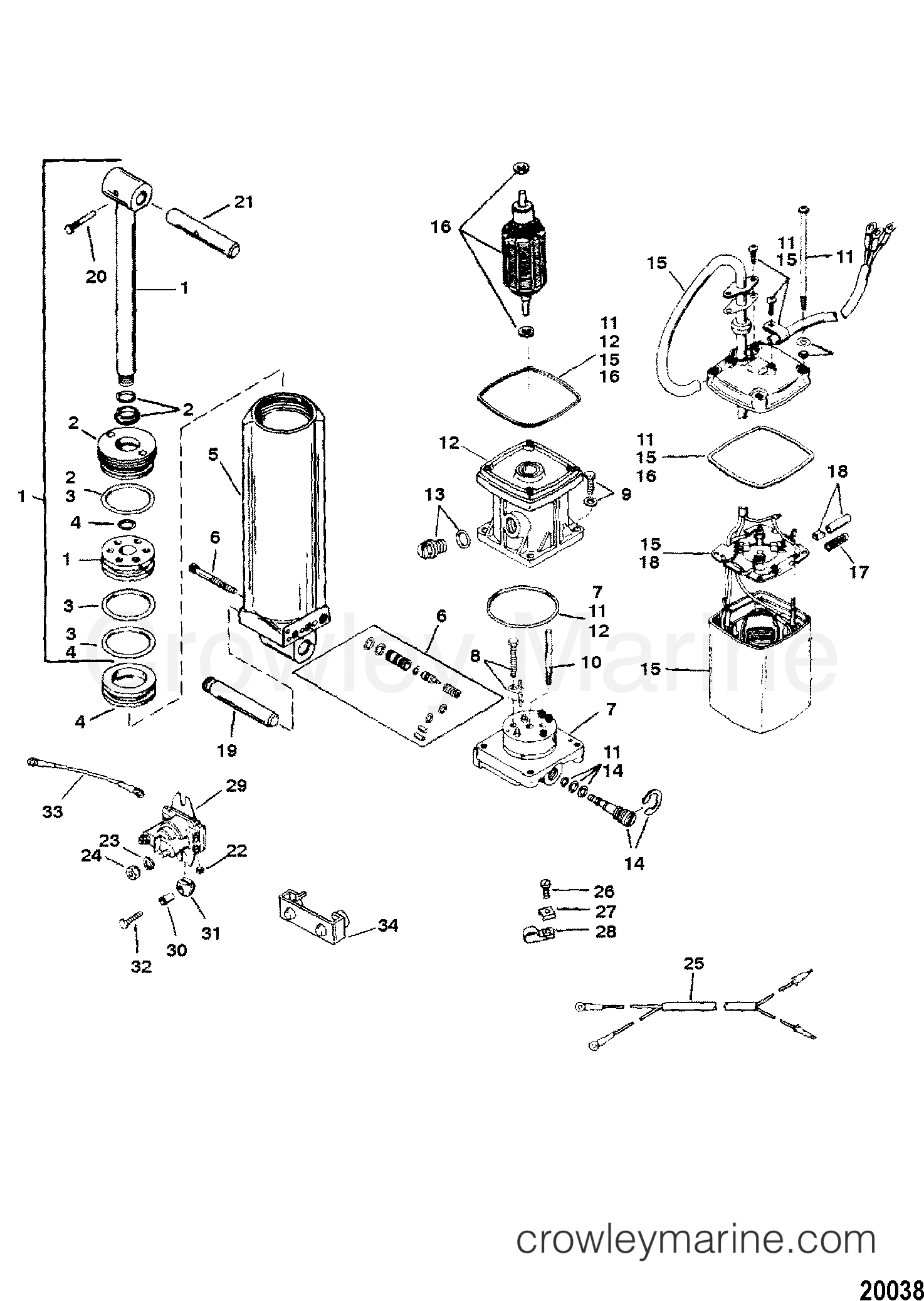 Power Trim Components Design I