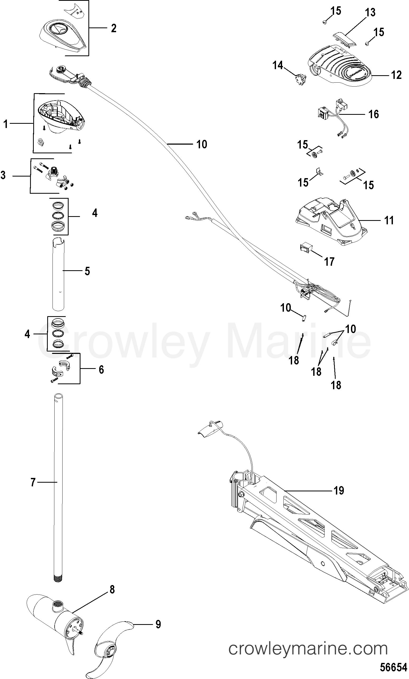 motorguide x3 wiring diagram