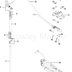 Motorguide Wiring Diagram Annotated Of A Leaf Complete Trolling Motor Foot Operated 2010