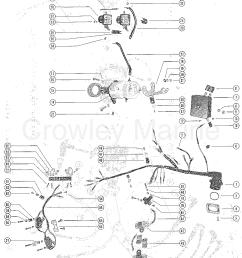 mercury outboard internal wiring harness [ 2130 x 2745 Pixel ]
