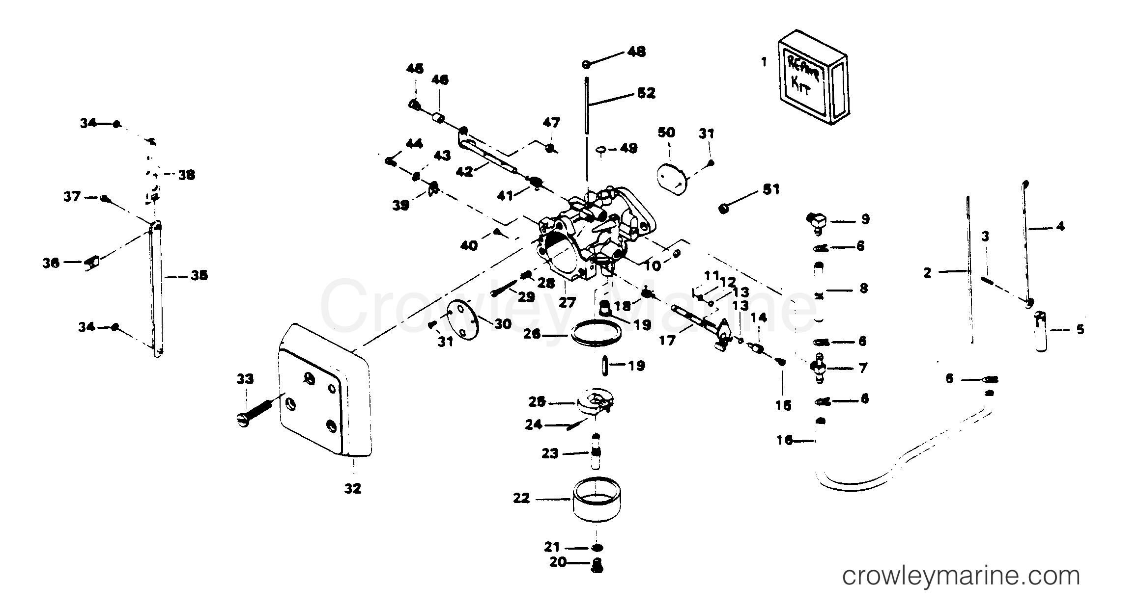 Carburetor 1