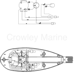 12v Trolling Motor Wiring Diagram 1996 Ford Explorer Headlight Wire Model Sw54hb Without Quick Connect 2006