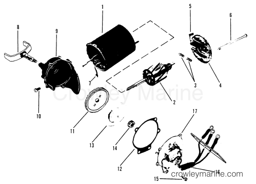 small resolution of and move the diagram various years rigging parts exhaust cooling systems and extension kits mercruiser vol 1