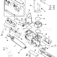 Mercury Optimax Wiring Diagram For A Dimmer Light Switch 135 Parts Auto