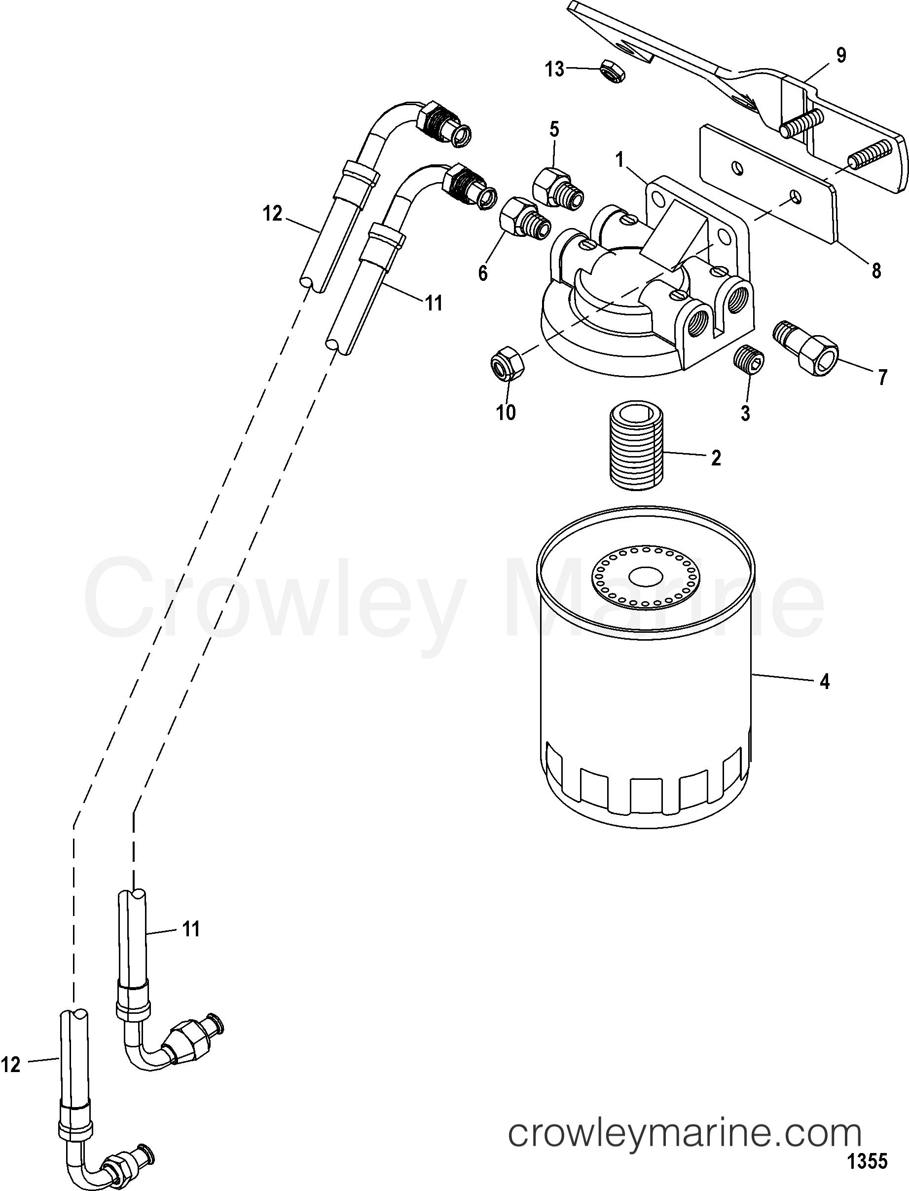 Fuel Filter Alpha