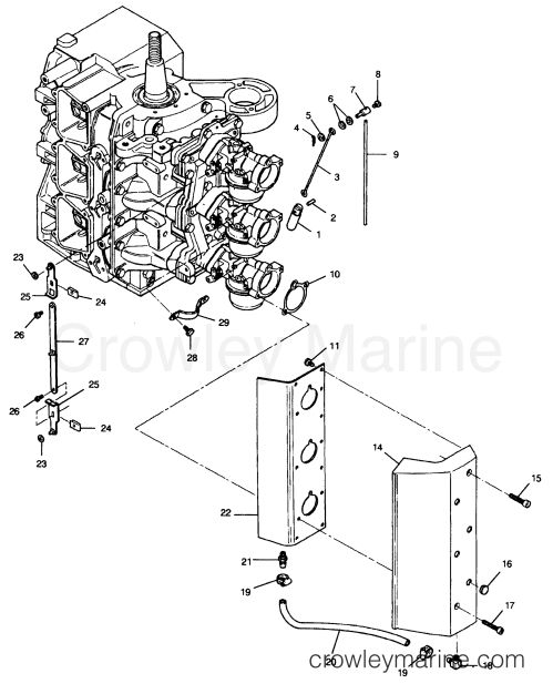 small resolution of wiring diagram for a 1995 mercury force 40 hp mercury trim switch wiring diagram mercury 500