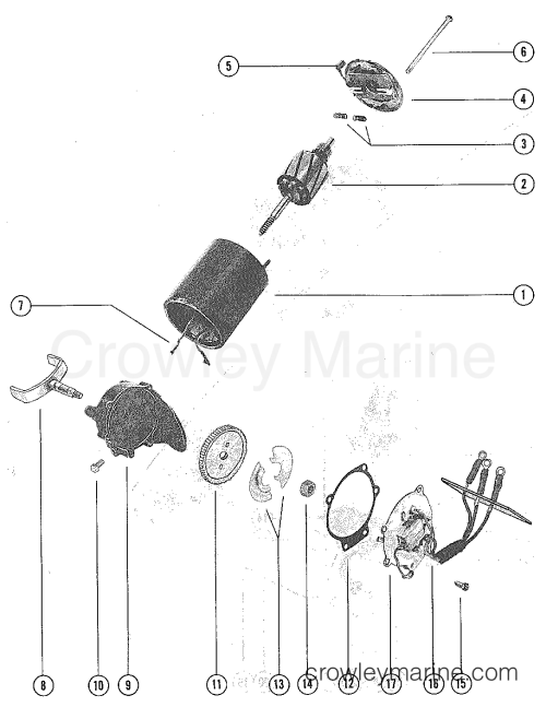small resolution of and move the diagram serial range mercruiser 228 4 bbl gm 305 v 8 1977