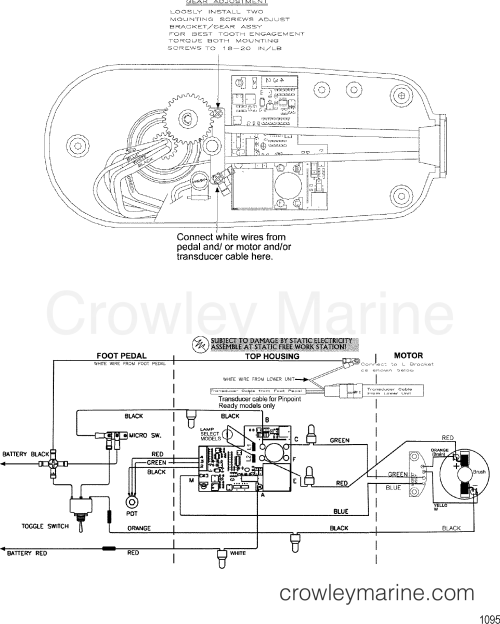small resolution of 2001 motorguide motorguide 9te7104y7 wire diagram model te109vp 36