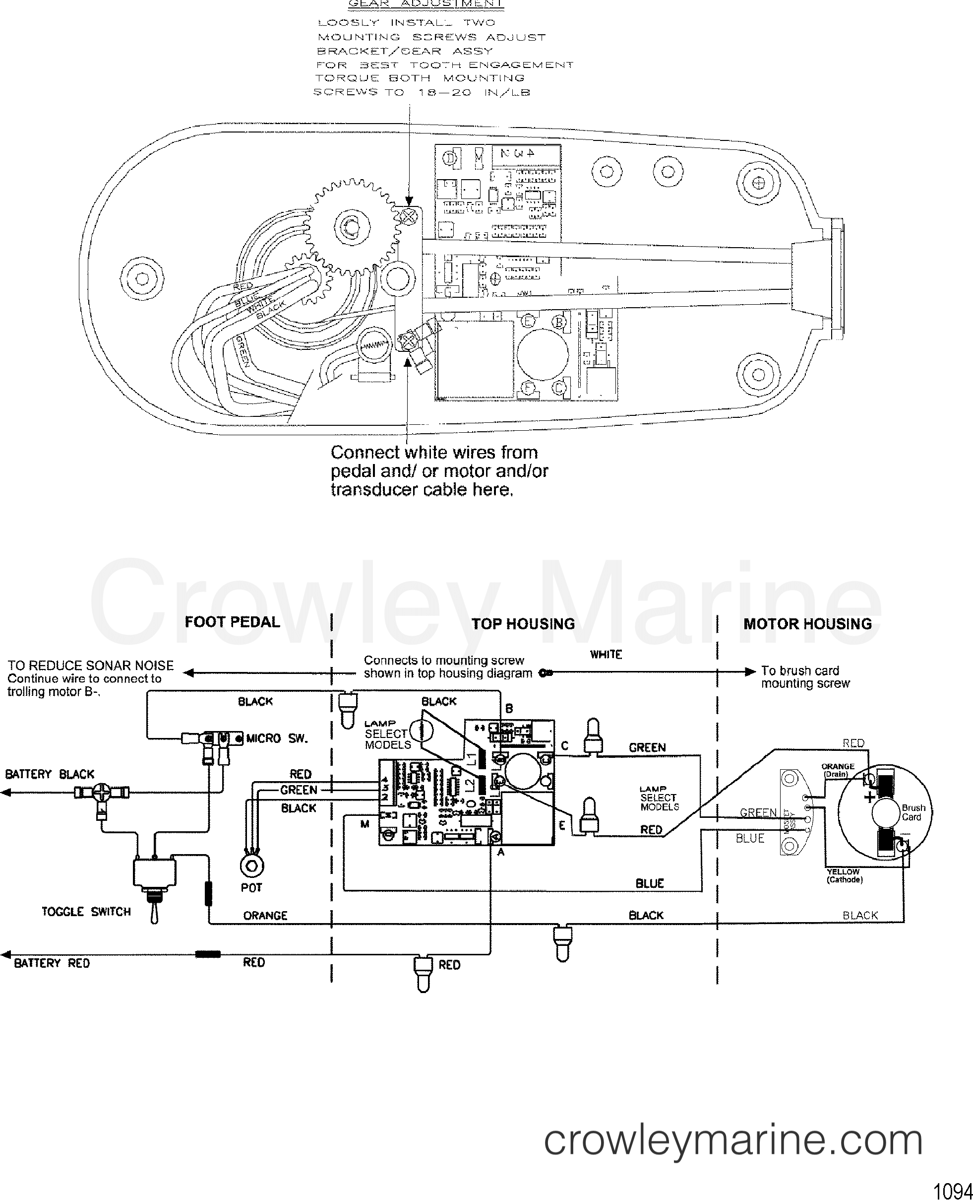 Ezgo Golf Cart Wiring Schematic