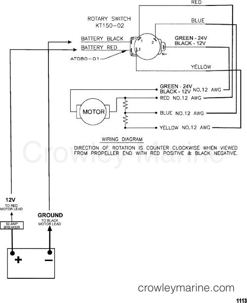 small resolution of 1995 motorguide 12v motorguide 9gwt358r1 wire diagram model gwb43 gwt43