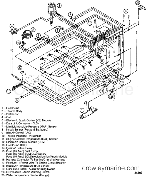 small resolution of 454 mercruiser wiring diagram wiring diagram technic mercruiser 6 2l wiring diagram