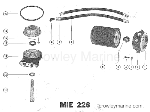small resolution of serial range mercruiser 228 4 bbl gm 305 v 8 1977