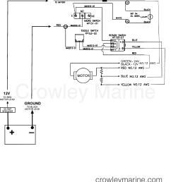 1999 motorguide motorguide 9767b4hv7 wire diagram model 743 12 [ 1936 x 2243 Pixel ]