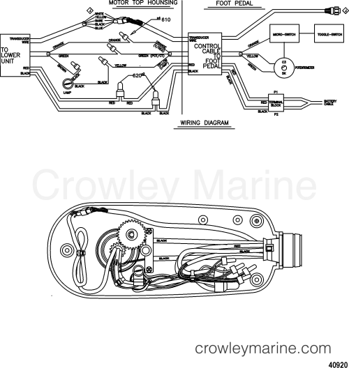 small resolution of motorguide wiring diagram