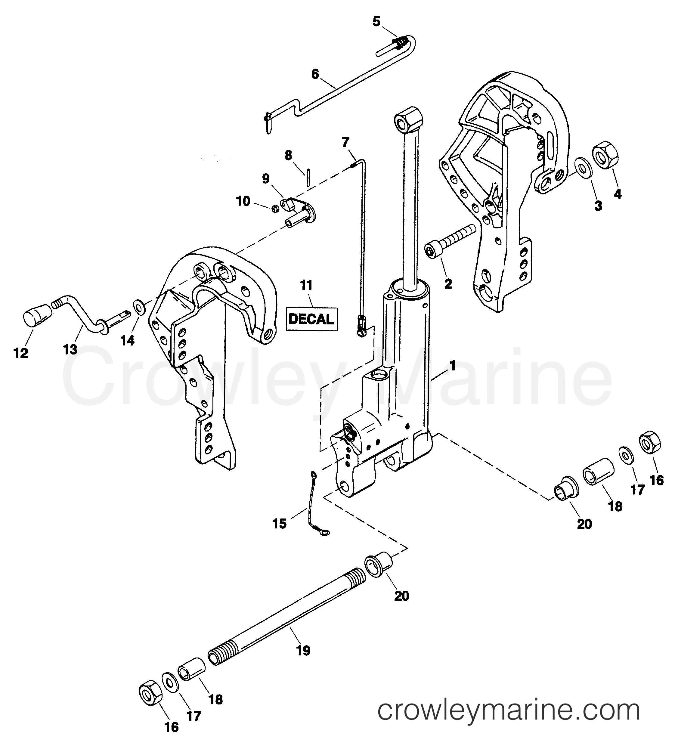 Mercury Trim Tilt Manual