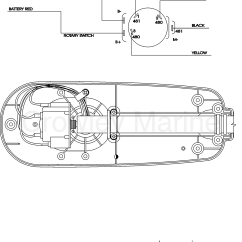 Motorguide Wiring Diagram Kawasaki Mule 3010 Parts Wire Model T36 With Quick Connect 2004