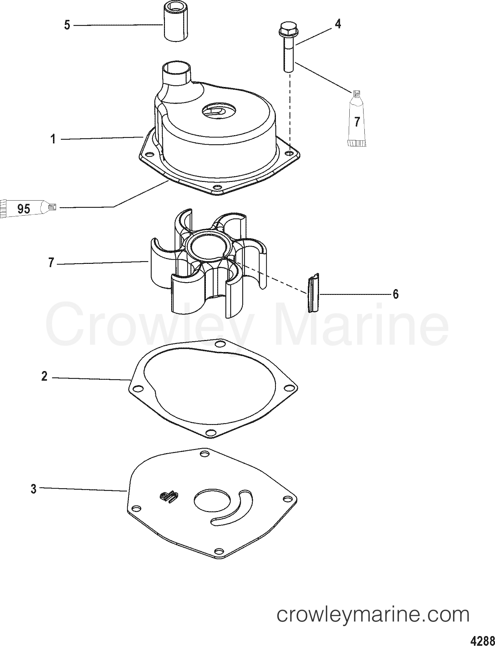 Jet Pump Components