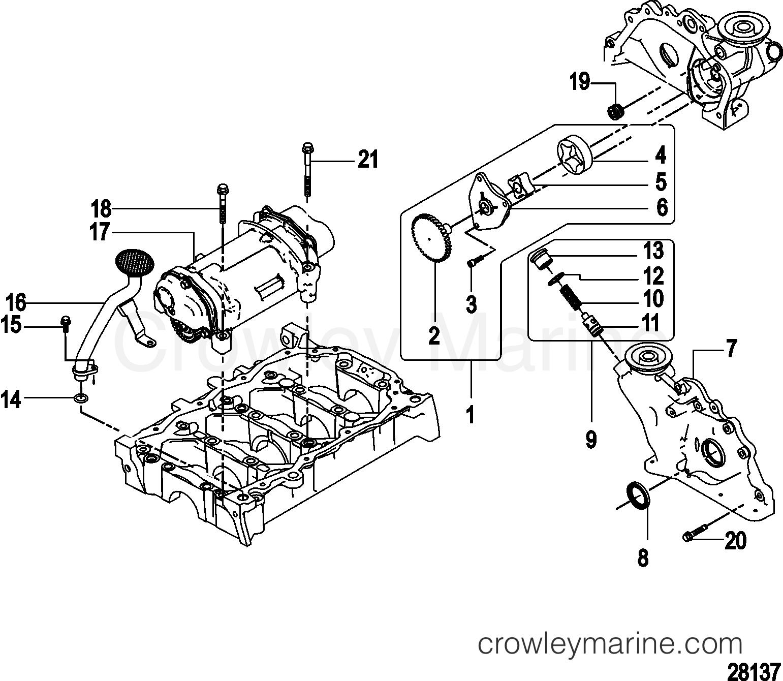 Oil Pump And Balance Shaft
