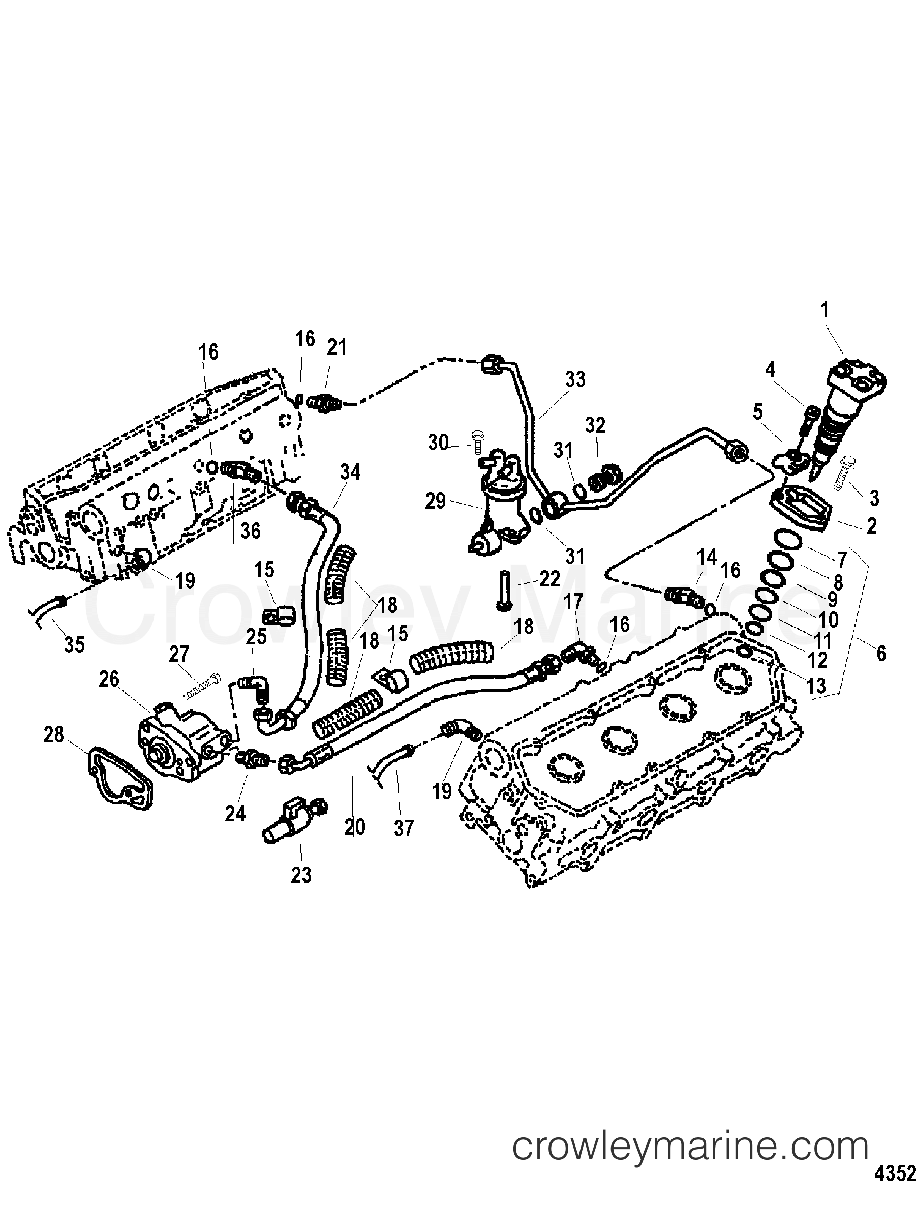 Injector Pressure And Fuel Pump