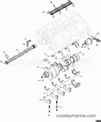 Mercruiser 350 Mag Mpi Engine Diagram, Mercruiser, Free