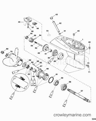 2 Stroke Go K Engine V24 Engine wiring diagram ~ ODICIS.ORG