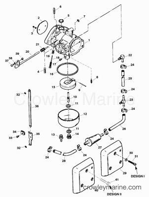 50 Hp Johnson Outboard Power Pack Wiring Diagram