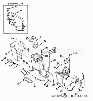 125 Hp Mercury Outboard Diagram 2005 125 Mercury Outboard
