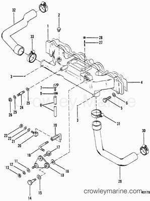 Mercruiser Electric Fuel Pump Mercruiser 5.0 Fuel Pump