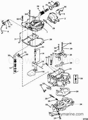 Weber 4 Barrel Carburetor Diagram, Weber, Free Engine