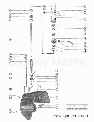 Serial Range Mercury Outboard 110 [3263263 THRU 3795657