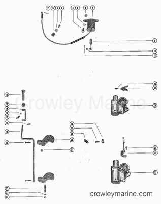 Johnson Outboard Starter Wiring Diagrams Johnson Power