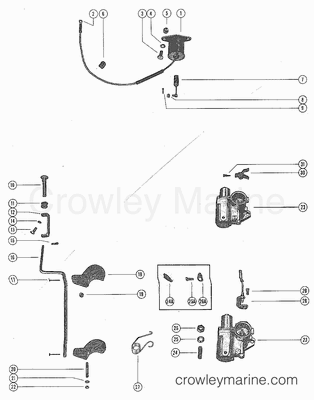 Mercury Outboard Rectifier Wiring Diagram, Mercury, Free